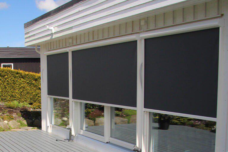 solskjerming zip screen