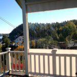 Screen på balkong - Utvendig solskjerming
