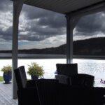 Zip-screen - solskjerming på balkong