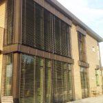 Utvendige persienner - 80 mm - Tilpasset din fasade