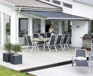 Terrassemakise Elegant light - Fasadeprodukter AS - På plattingen