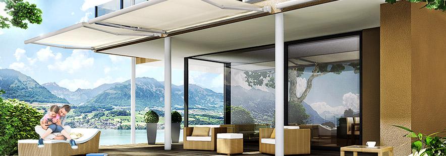 Terassemarkiser - fasadeprodukter AS