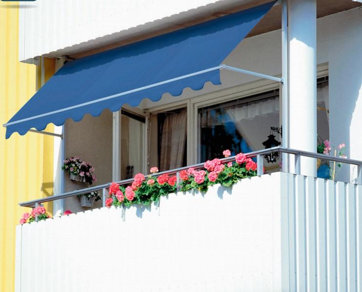Balkongmarkise til terrasse - Fasadeprodukter AS