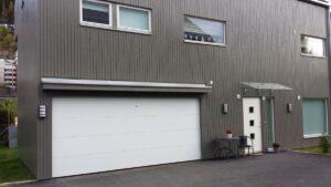 Villa Garasjeport - Fasadeprodukter