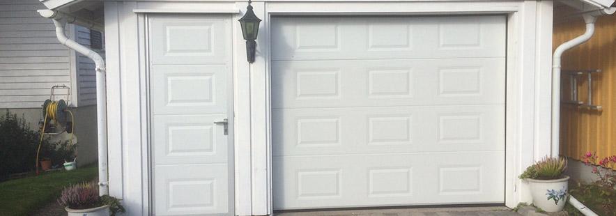 Royal garasjeport - Fasadeprodukter AS