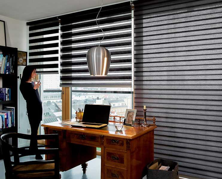 Svært Zebra Rullegardiner | Fasadeprodukter | Vi kommer på Gratis Befaring HF-43