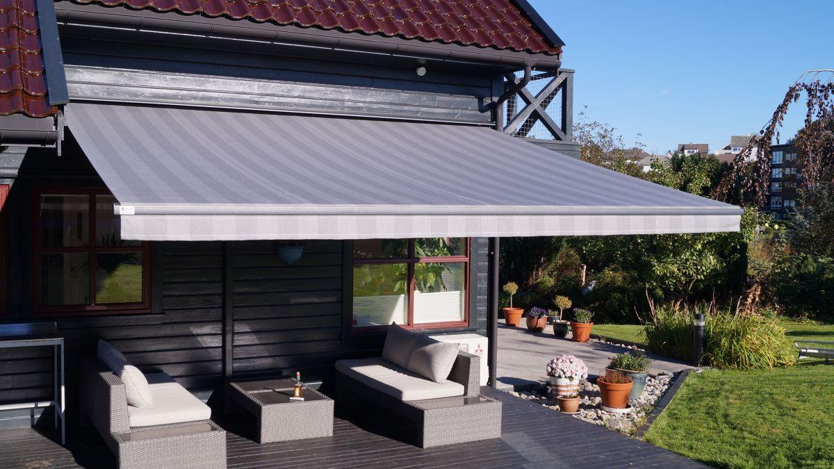 Fasadeprodukter As Leverand R Av Markiser Og Solskjerming