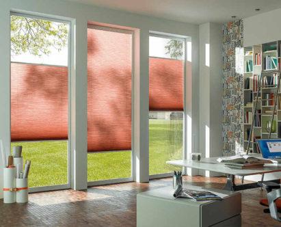 750904b0 Duette Plisségardiner | Fasadeprodukter | Bestill Gratis Befaring