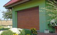 Timber Ecxlusive garasjeporter fra fasadeprodukter AS - Trefarget ingress