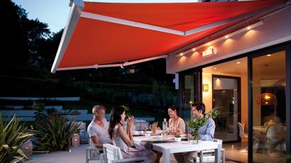 Markiser solskjerming Fasadeprodukter