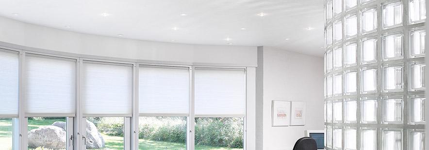 Plisségardin - Fasadeprodukter AS